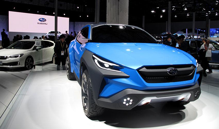 東京モーターショー2019に<br>未来のクルマ・モビリティが一同に集結<br>-自動車メーカー編(後半)-